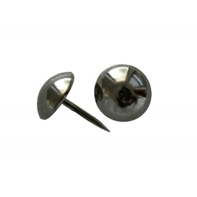 Bricorama clou tapissier acier nickel d10 66p pas - Clou tapissier pas cher ...