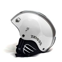 Hmr - Casque De Ski/snow Zero35 Easy Blanc/antracite