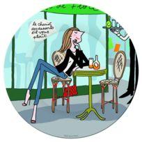 Petit Jour Paris - Assiette à dessert Le chariot des desserts - Petit Jour