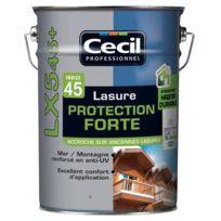 Cecil - Lasure Protection Forte Lx 545 - Finition:Chêne