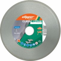 Norton Clipper - Disque diamant NORTON CLASSIC CERAM Ø 300 mm Alésage 25.4 - 70184626832