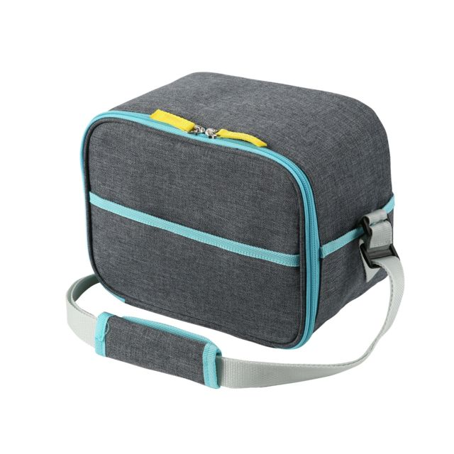 CARREFOUR HOME ZACK - Lunch bag - Gris