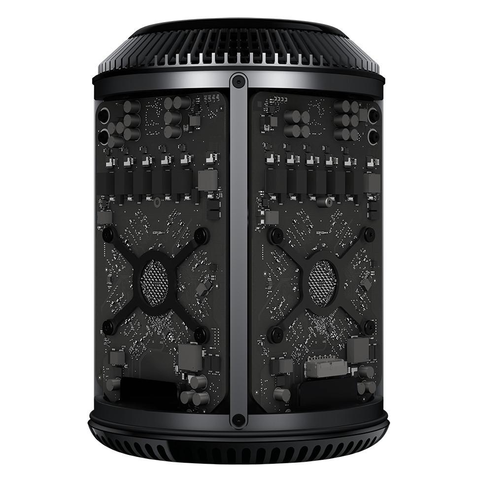 Mac Pro - MQGG2F/A - Noir