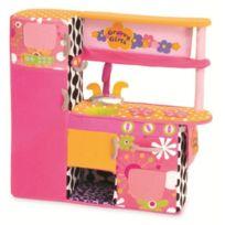 Manhattan Toy - 145440 - PoupÉE Et Mini-poupÉE - Groovy Girls - Groovylicious DÉLICIEUSE Cuisine