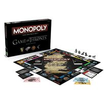 MONOPOLY - Jeu de société Game Of Thrones
