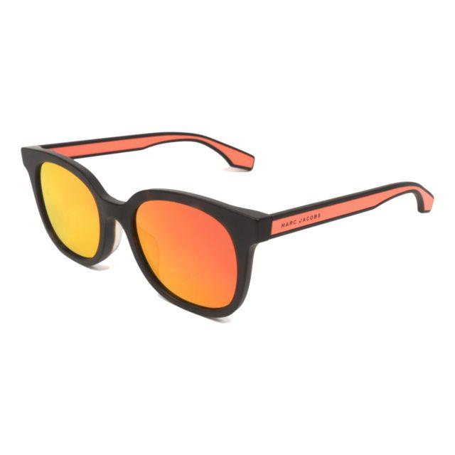 718abd6288c9 Marc Jacobs - Marc-289-F-S L9G UW Havane mat - Orange néon ...