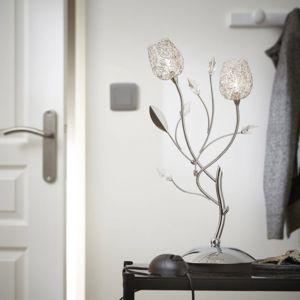 lampe a poser forme tulipe