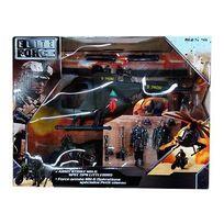 Logitoys - Elite Force - Coffret figurines et véhicules