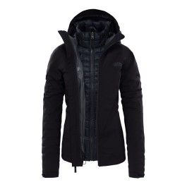 d81ead82cf8 The north face - Veste ThermoBall Triclimate noir femme - pas cher ...