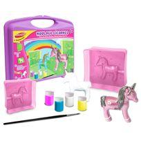 Joustra - Mallette créative : Moulage de licornes