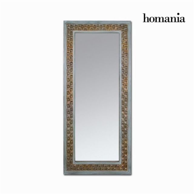 Homania Miroir rectangulaire marron by
