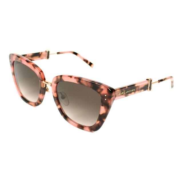 89899aa39dc Marc Jacobs - Lunettes de soleil Marc-131-S Pay Femme Rose - pas cher Achat    Vente Lunettes Tendance - RueDuCommerce
