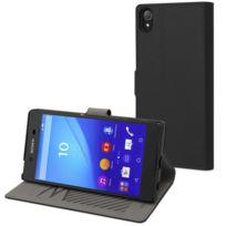 Made For Xperia - Mfx Etui Slim S Folio Noir Pour Sony Xperia Z5 Premium