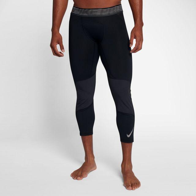 657fc13260 Nike - Collant Pro Dri-FIT 58.5 Noir - M - pas cher Achat / Vente  Survêtement homme - RueDuCommerce