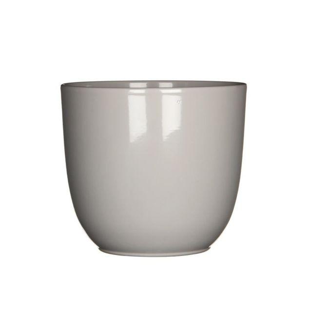 mica cache pot rond int rieur tusca beige 28 5 x 31 cm pas cher achat vente poterie. Black Bedroom Furniture Sets. Home Design Ideas