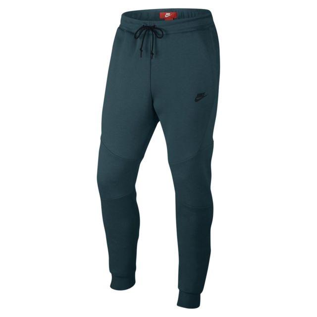 Nike - Pantalon de survêtement Sportswear Tech Fleece - 805162-346 - pas  cher Achat   Vente Survêtement homme - RueDuCommerce f8c3ff3ae47a