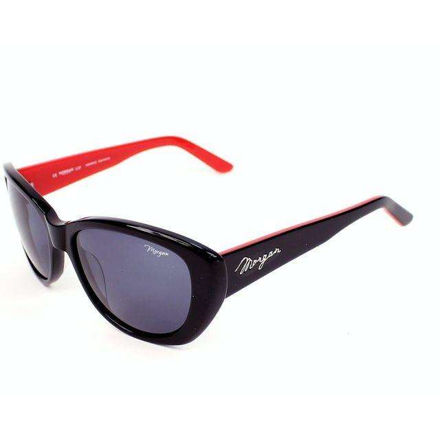 2c3b3b6addf32d Morgan - 207160 6101 Noir - Rouge - Lunettes de soleil - pas cher ...