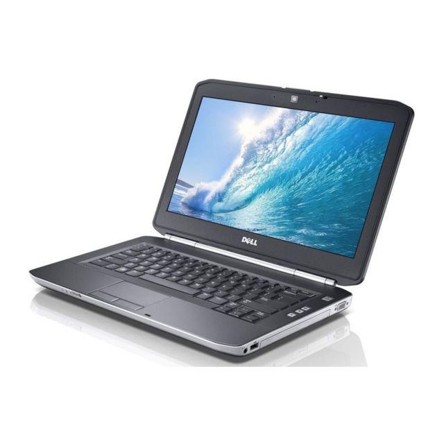 DELL - Ordinateur portable - E5430 - Intel Celeron Dual Core 1.9GHz - RAM 4 Go - HDD 320 Go - Ecran 14,1'' - Windows 7