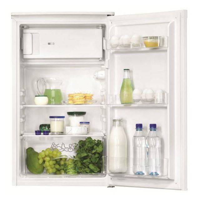 FAURE réfrigérateur top 50cm 96l a+ blanc - frg10880wa