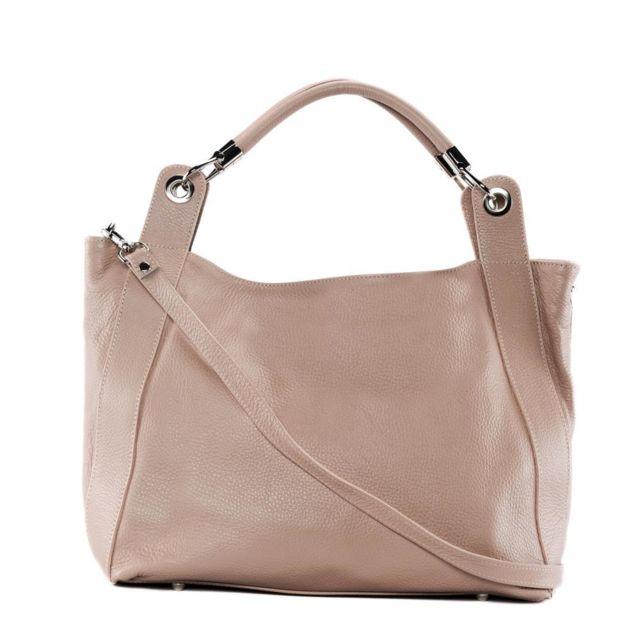Oh My Bag Sac à main cuir italien Paris pas cher Achat