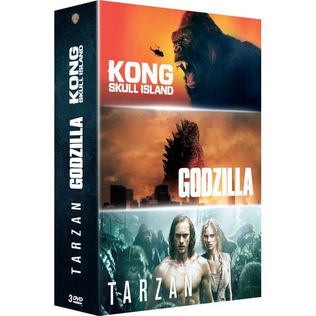 Godzilla / Kong / Tarzan