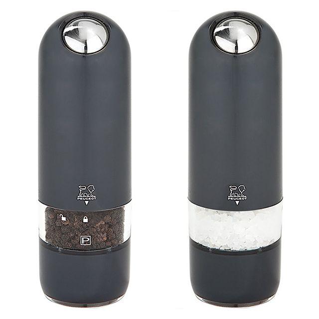 PEUGEOT ensemble moulins electriques sel et poivre 17cm - 28503 + 28510