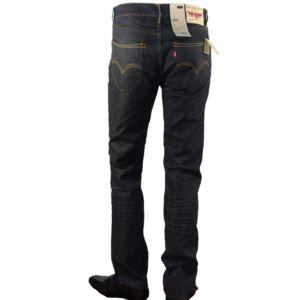 Levi'S - Levis - Jean - Homme - 504 Regular Fit 0010 - Stretch - Bleu