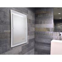 Domo - Chauffage Panneau mica - Modèle à poser - Ip24 - Idéal pour salle de bain