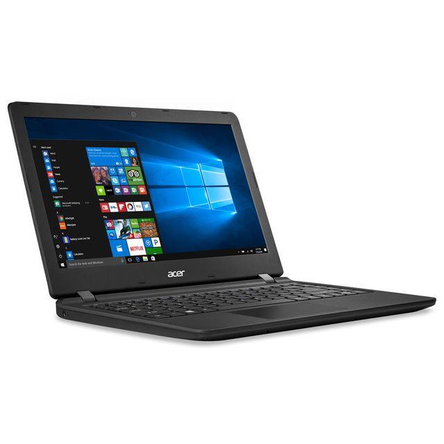 "ACER - ASPIRE ES1-732-P9A1 Intel Pentium N4200 4 Go 1 To 17.3"" LED HD+ Graveur DVD Wi-Fi AC/Bluetooth Webcam Windows 10 Famille 64 bits"