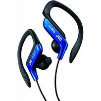 JVC - Casque intra auriculaire sport Bleu - HA-EB75-A-E