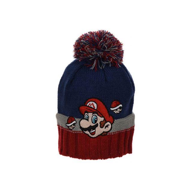 0e32618bc1be Super Mario - Bonnet - pas cher Achat   Vente Casquettes enfant -  RueDuCommerce