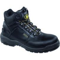 Chaussures Basses Cuir Pleine Fleur Marron Delta Plus-D Spirit S3 - Dspirs3ma0 HWLZHu