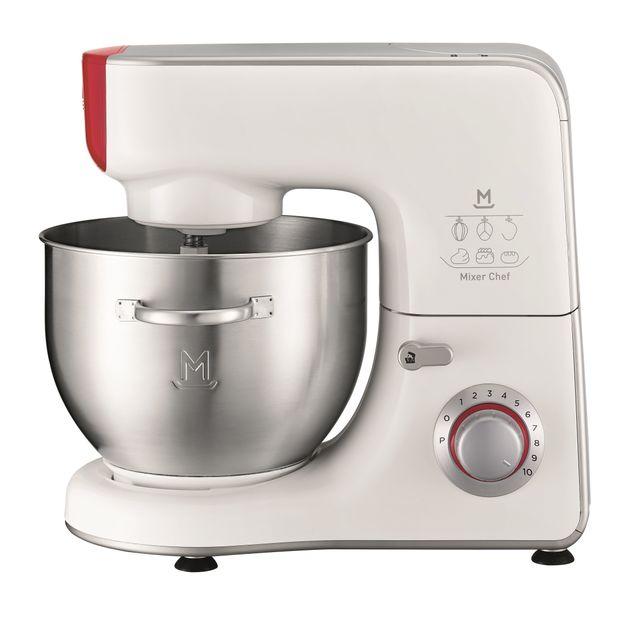 MANDINE Robot pâtissier Multi-fonction MSM1000ST