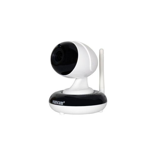 Auto-hightech camera Ip WiFi Ptz P2P 2 2.0MP 1080P 1/4 , prise en charge de la détection de mouvemen