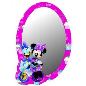 latest miroir minnie mouse u daisy disney rose with miroir de loge pas cher. Black Bedroom Furniture Sets. Home Design Ideas