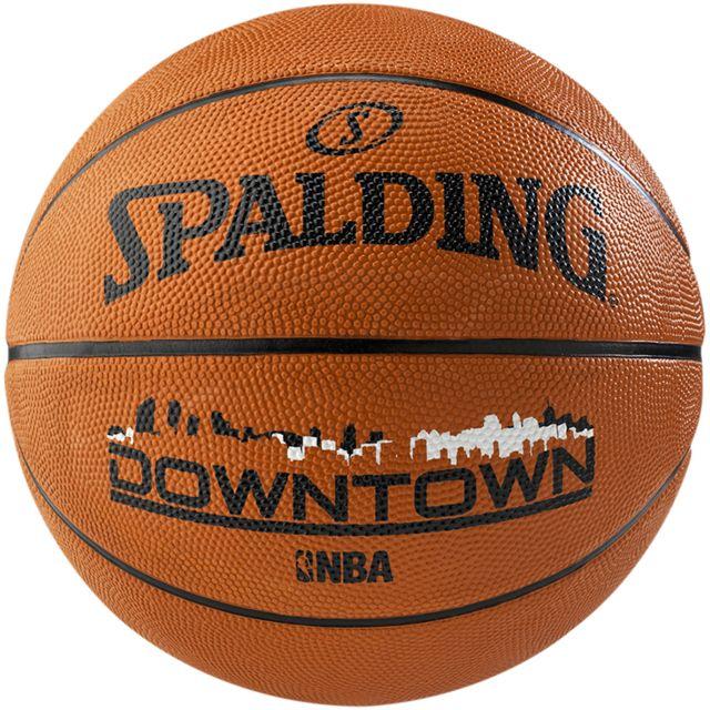 c744cb7dbe70e Spalding - Ballon Nba Downtown - pas cher Achat / Vente Ballons basket -  RueDuCommerce