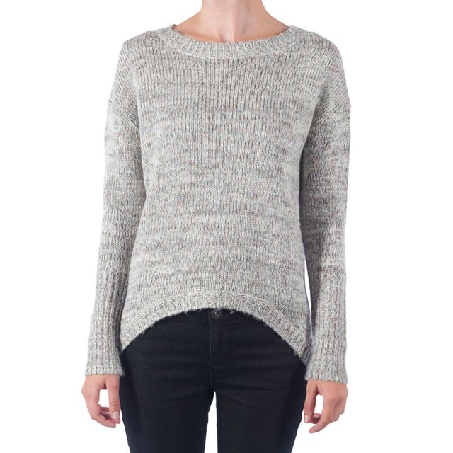 ee5418a98def Only - Pull Petra Boxy - pas cher Achat   Vente Pulls femme - RueDuCommerce