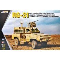 Kinetic - Maquette Rg-31 Mk3 Canada Army