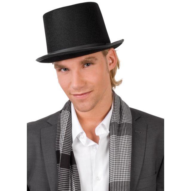Sans - Chapeau haut de forme adulte - taille - Taille Unique - 170178 0f2c9aaef1f