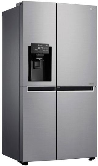 LG - Réfrigérateur américain - GSS6611PS