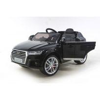 Autre - Véhicule électrique noir Audi Q7 S-line