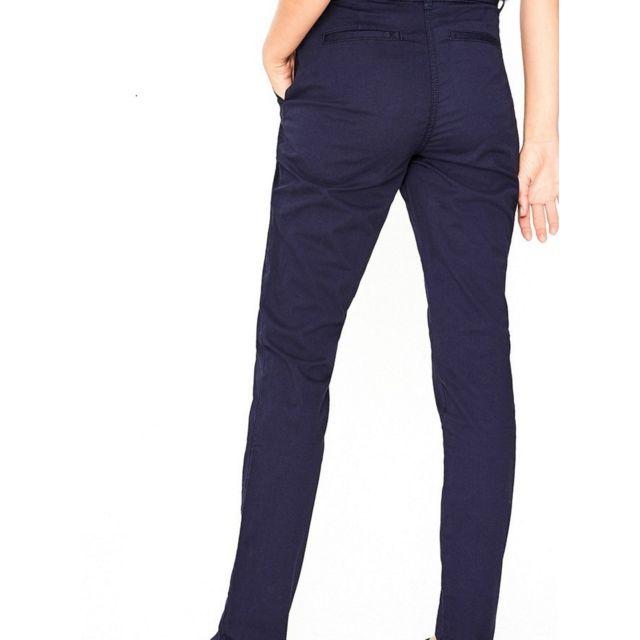 pantalon chino femme taille 46