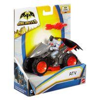DC COMICS - BATMAN - Moto rétrofriction Batman - DKN48