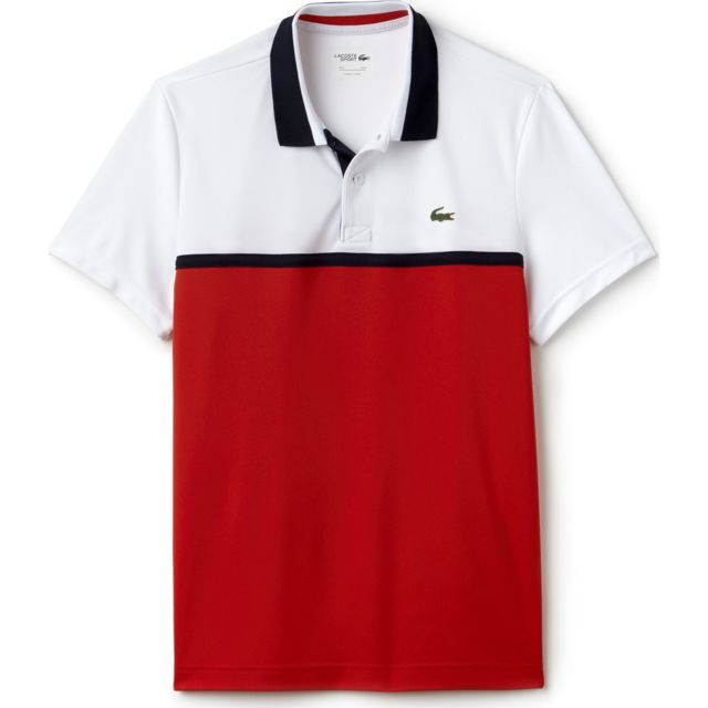 971ca4289a Lacoste - Polo - Ref. Dh2093-00FKA - pas cher Achat / Vente Polo homme -  RueDuCommerce
