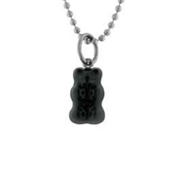 chaine collier homme noir