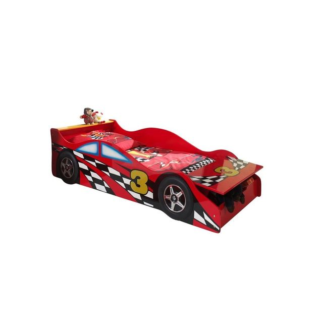 Vipack Funbeds Lit junior voiture