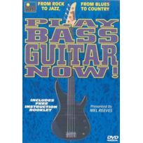 Fifth Avenue Films - Play Bass Guitar Now! IMPORT Anglais Dvd