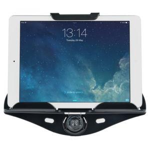 TARGUS - AWE77EU - Support appuie-tête tablette/iPad 7-10'' - Noir