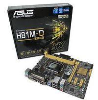 Asus - H81M-D R2.0 S1150 H81 Matx
