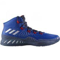 online store 7bcf5 1f99b Adidas - Chaussure de Basketball Crazy Explosive 2017 Bleu pour homme  Pointure - 45 1